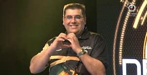 Imponerende sejr i Grand Slam of Darts til José de Sousa