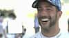 Endnu et herligt Ricciardo-interview: 'Jeg er som et barn i en slikbutik'