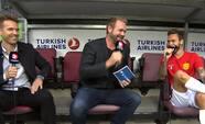 Kian H. joker med Boldsen: 'Aldrig sjovt at få RØDT kort – Det må du jo vide'