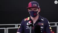Verstappen glæder sig over varmen i Spanien: 'Vi skal håbe på dækproblemer hos Mercedes igen'