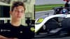Sikke en milepæl! Nu må dansk Formel 1-håb endelig køre bil - se stort Lundgaard-indslag her