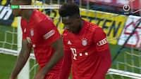CHOK for Bayern - Bochum i front!