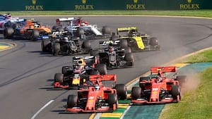 TV3 SPORT åbnede Formel 1-sæsonen med et brag – se den fede intro her