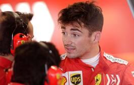 Charles Leclercs lillebror skriver kontrakt med Ferrari