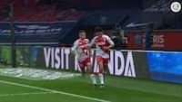 Monaco henter overraskende sejr mod PSG-stjernerne: Se målene her