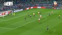 Was für ein Tor! Leipzig-profil smadrer bolden i kassen