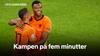 Sikker sejr sender Holland videre som gruppevinder