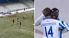 Han kan næsten ikke fatte det: OB-spiller med klassescoring mod Midtjylland