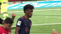 Goretzka leverer flot oplæg til Coman – Bayern udligner til 1-1 i Leverkusen
