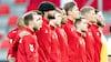 Danmark er snublende nær topseedning i VM-kvalifikation