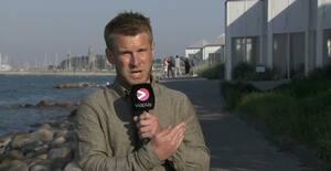 Laudrup fra landsholdslejren: 'Eriksen kom gående med sin søn i hånden'
