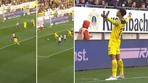 Forrygende kasser i Dortmund-sejr - se alle målene her