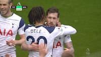 Dansker-dong! Højbjerg på tavlen for Tottenham