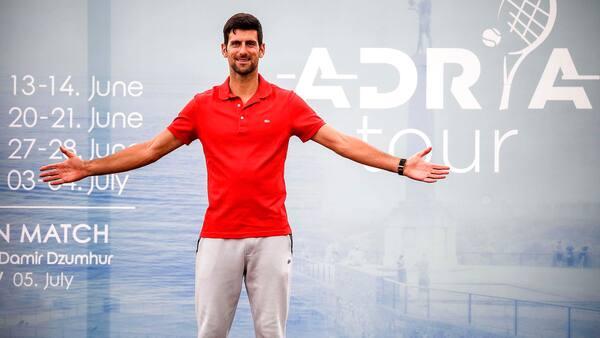 Djokovic bekræfter: Jeg er også smittet med coronavirus