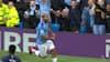 Sergio Agüero åbner sin målkonto for sæsonen med signatur-scoring – Se målet til 2-1 her