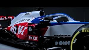 Williams i nye farver – Se 2020-raceren her