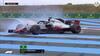 Før Frankrigs GP: Da Grosjean udløste rødt flag med crash i kvalifikationen