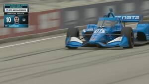Alex Palou snupper sejr med sen overhaling - se højdepunkterne fra weekendens Indycar-drama