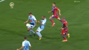 'Det er Katastrofalt forsvarsspil': SønderjyskE bagud 2-0