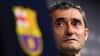 'Nogen stunder har været hårde': Her er Valverdes sidste ord til Barca