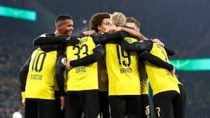 Dortmund sikrer pokalavancement efter sene mål mod tophold