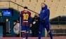 Koeman forsvarer Messi efter stjernens første røde kort