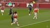 Skarpt angreb: Liverpools venstreside kvaser Arsenal-forsvaret - se Manés 1-0-mål her