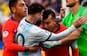 Chile-slagsbror efter Messi-batalje: Det var ikke engang til gult