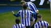 Derby-forsvaret står og ser bold, mens Paterson bringer Sheffield Wednesday foran