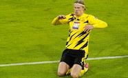 Laudrup om målfarlige Haaland: 'Det kan måske friste Dortmund til at sælge ham'