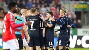 Silkeborg slår ramte Vejle efter vild første halvleg