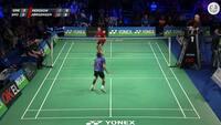 Dansk badmintonstjerne dømt for matchfixing - se ham i gammel jubelrus her