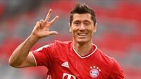 Lewandowski-hattrick, Dortmunds derbysejr og ingen 0-0 kampe: Se weekendens BL-mål her