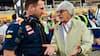 Hold da fast: Tidligere F1-boss skal være far som 89-årig
