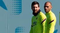 Braithwaite kan lyndebutere for Barcelona mod Eibar