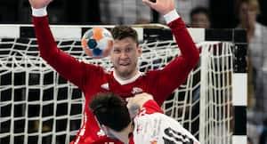 Selvfølgelig! Verdens bedste Niklas Landin har TO redninger i top 5