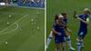 'Hun er brandvarm!': Chelsea-profil kyler bolden op i hjørnet mod Tottenham - se målet her