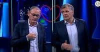 'Er det ikke fantastisk, at vi er enige': Mølby og Elkjær i stor bromance - se Prebens Powerranking her