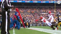 Helt ekstraordinært: Er Browns-stjernens vidunder-catch sæsonens smukkeste?