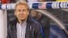Hertha Berlin fyrer træner og ansætter Klinsmann resten af sæsonen