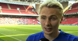 Nelsson om FCK-debuten: Den første kamp er aldrig den bedste