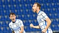 Atalanta snubler: Inter og Eriksen er italienske mestre