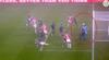 Stoke scorer direkte på hjørnespark: 'Han dukker sig - hvad tænker han dog på?'