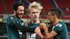 Højdepunkter: Burnley rykker forbi Arsenal med sejr over Crystal Palace