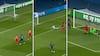 Neymar rammer stolpen to gange på to minutter - og så scorer Bayern!