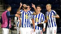 Højdepunkter: Porto scorer to og holder Olympiacos fra fadet