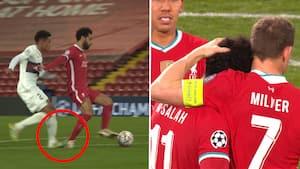 Game over: Liverpool får straffe - Salah slukker FCM-håbet fra pletten