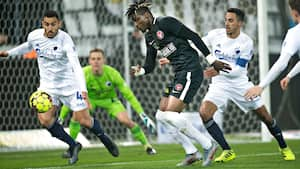 Klasseforskel: FCM smadrer FCK og fører nu Superligaen med syv point