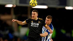 Wolves udbygger stime som ubesejrede til 11 kampe med 2-2 i Brighton - se highlights