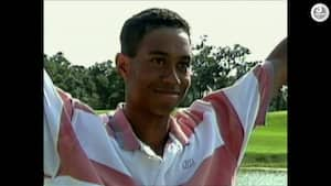 """Se hele det forrygende program """"Historien om Tiger Woods"""""""